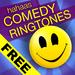 Top Comedy Ringtones, Vol. 1 (Free Ringtone Sampler)